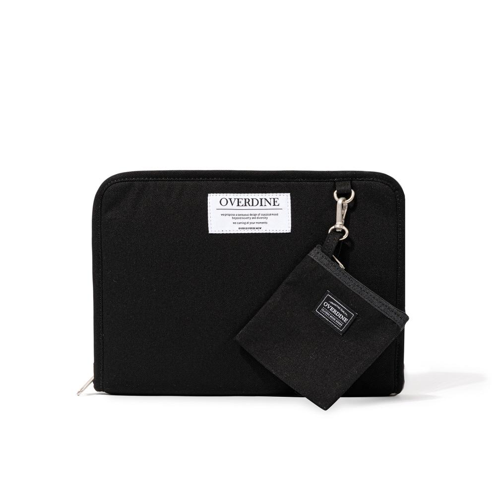 오버다인 링크 11인치 태블릿 파우치 (블랙)