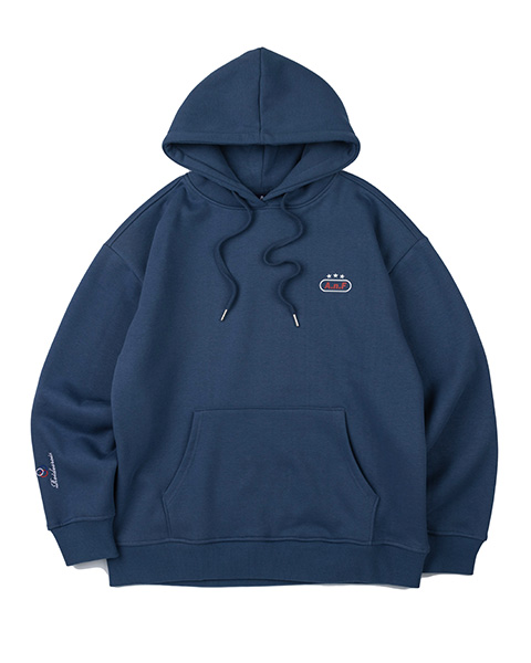 FOREVER YOUNG HOODIE (NAVY)