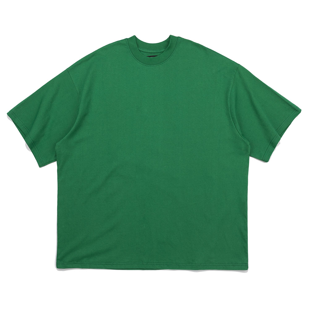 CB BOX SHORT ROUND TEE (GREEN)