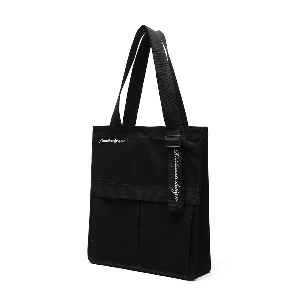 AH CHOO SHOULDER BAG (BLACK)